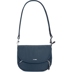Pacsafe Stylesafe Crossbody Tas Dames, navy blue